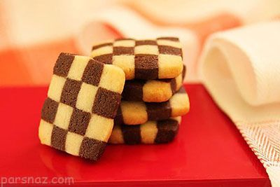 طرز تهیه کوکوی شطرنجی خوشمزه و عالی