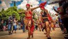 جشنواره پرهیجان گاوای دایاک مردم بورنئو