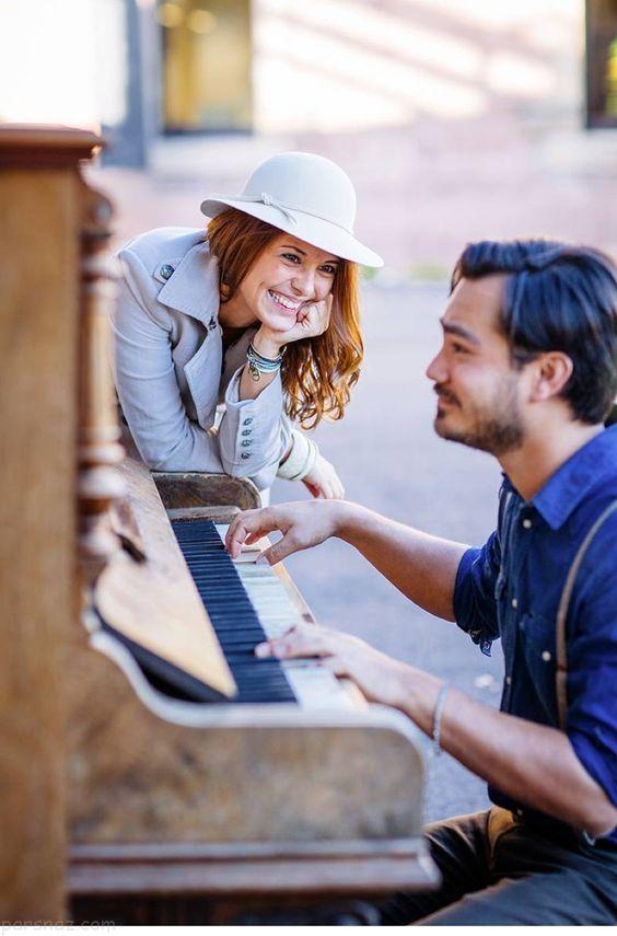 عکس های رمانتیک و عاشقانه زوج های احساسی