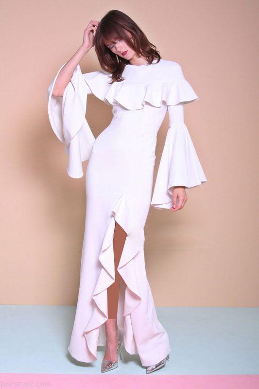 جدیدترین مدل های جذاب لباس مجلسی 2018