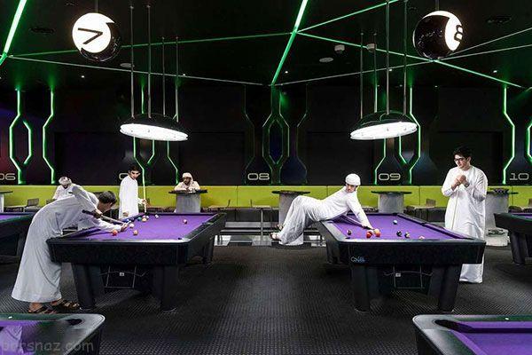 زندگی فوق لاکچری در دوبی از دریچه دوربین