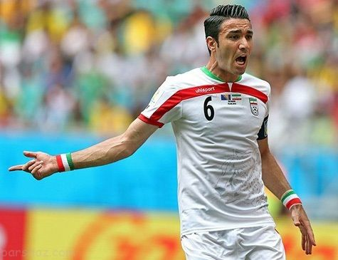 فوتبالیست های ایرانی قبلا چه شغل هایی داشته اند؟