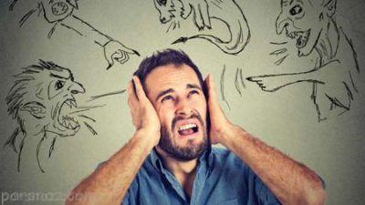 صداهای درون ذهن از کجا می آیند؟
