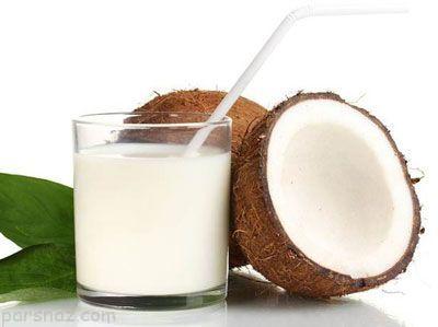 فواید شیر نارگیل برای خانم ها در دوران بارداری