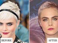 انواع مدل مو به سبک ستاره های زن هالیوودی