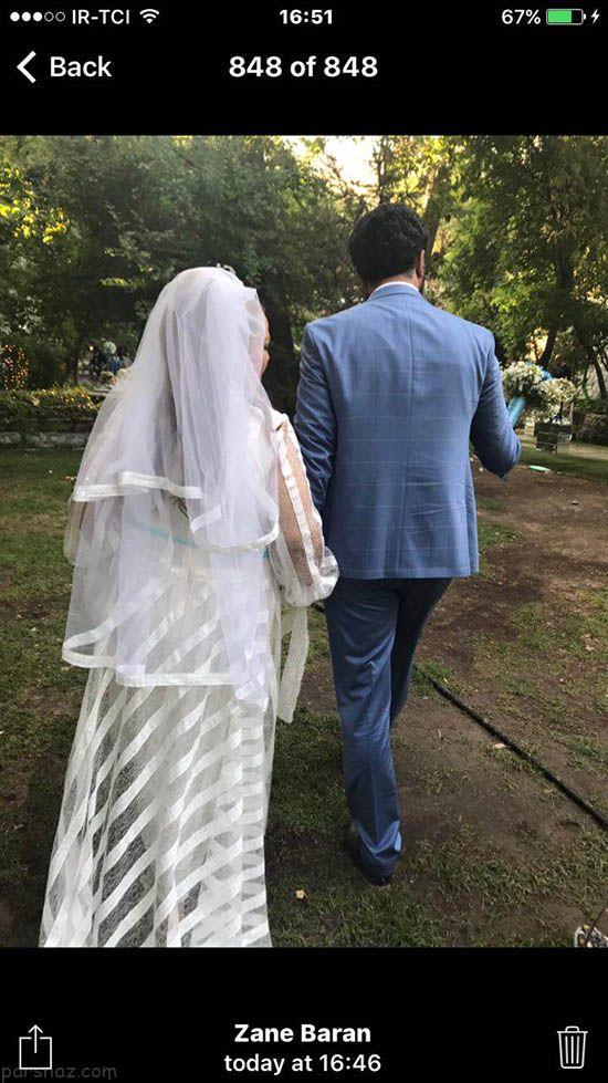 امیر خسرو عباسی همسر جدید بهاره رهنما کیست؟
