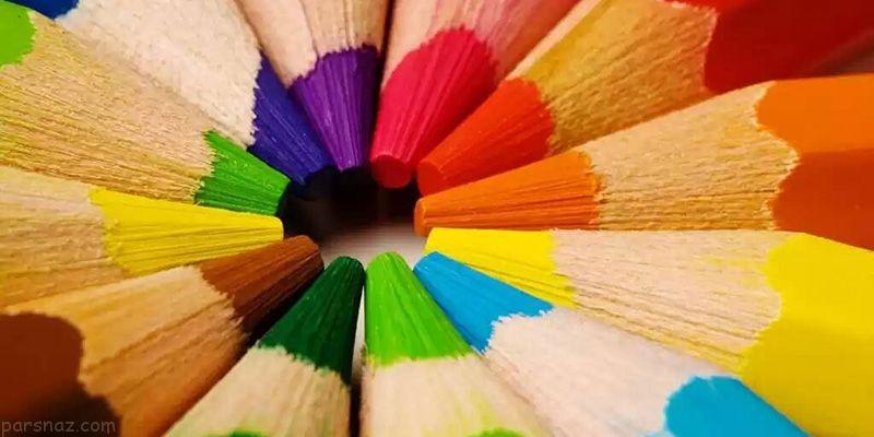 تاثیرات جالب رنگ ها روی ذهن انسان ها