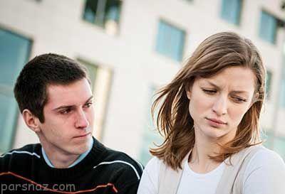 گفتگوی صمیمانه بهترین راه حل مشکلات همسران