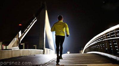 ورزش کردن در شب این فواید را دارد
