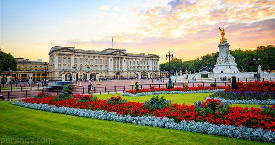 کاخ های باابهت متعلق به رهبران جهان