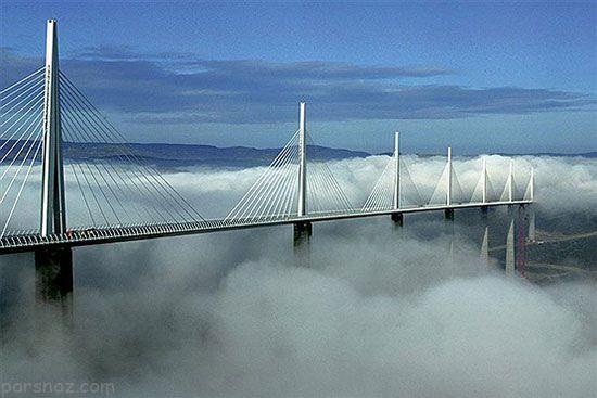 هولناک ترین پل های مرتفع جهان را بشناسید
