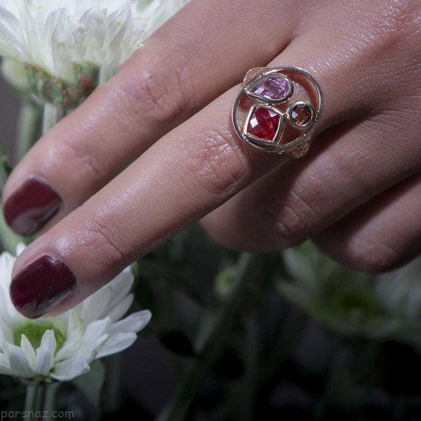 مدل های زیورآلات طلا ایرانی از برند زیبازر