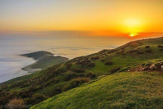 معرفی بهترین جاذبه های ایرانگردی در تابستان
