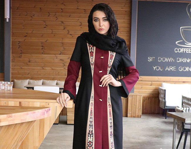 مدل مانتو جدید ایرانی تابستانی برند Indo