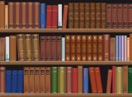 تست هوش جالب کتاب ها در قفسه