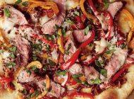 آموزش تهیه پیتزا استیک خوشمزه و عالی