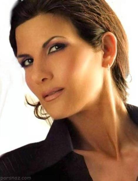 چهره زیبا و جوان بازیگر زن 58 ساله ایتالیایی