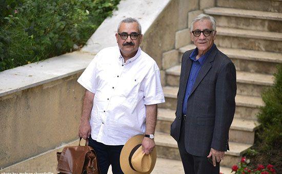 بازیگران در مراسم جنجالی و پرحاشیه خانه سینما