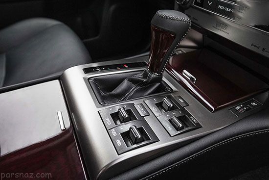بررسی خودرو آفرود لکسوس GX 460