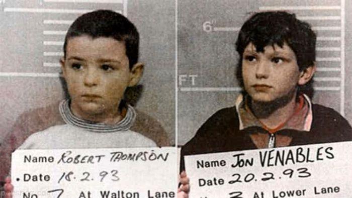کودکانی که قتل های وحشتناکی مرتکب شده اند