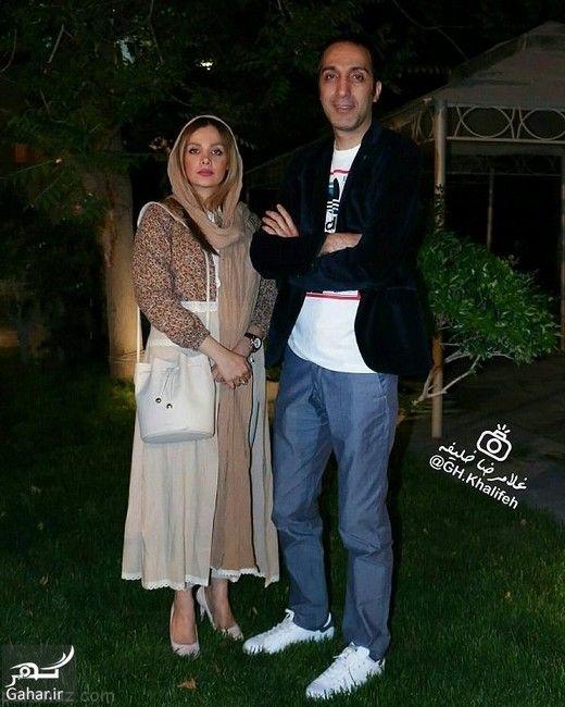 تصاویر جنجالی بازیگران و ستاره ها در کنار همسران