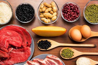 فایده های خوردن غذاهای سرشار از پروتئین