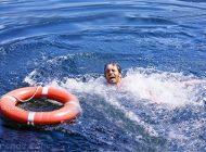 کمک های اولیه به کسانی که غرق شده اند