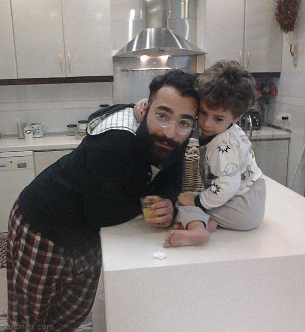 حمید صفت خواننده رپ ایرانی شوهر مادرش را کشت