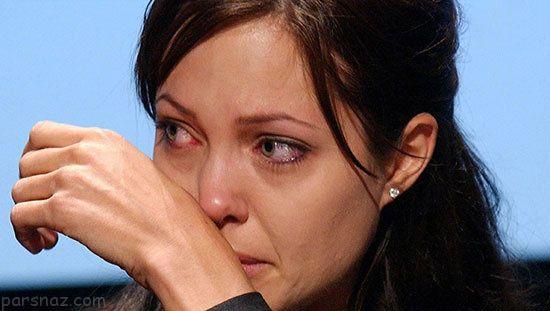 حقایق شوکه کننده درباره زندگی آنجلینا جولی