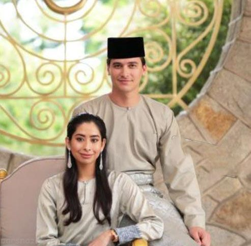 مسلمان شدن مدل مشهور بخاطر ازدواج با شاهزاده خانم