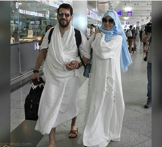 تصاویر مراد ییلداریم بازیگر ترکیه و همسر سوپر مدلش