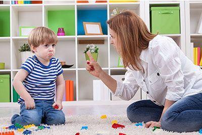 تحت چه شرایطی باید کودکان را تنبیه کرد؟