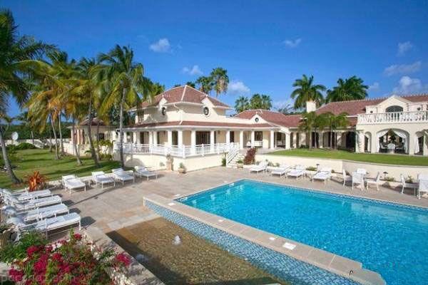 ویلای سوپر لوکس دونالد ترامپ در کارائیب