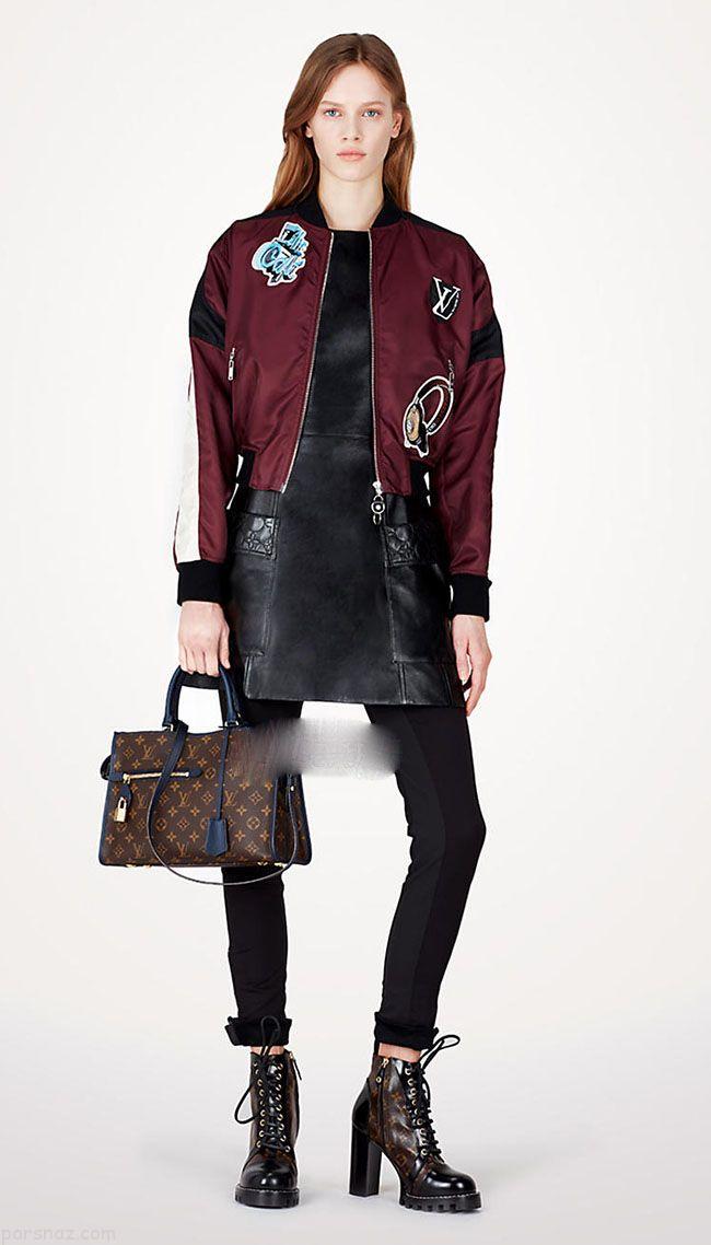 مدل های لوکس کیف و کفش برند Louisvuitton