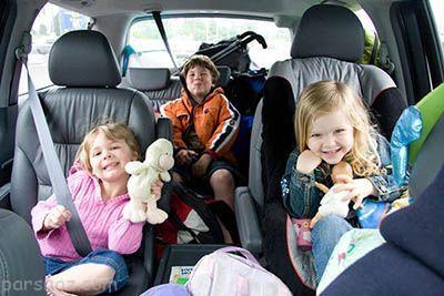 نکات کاربردی برای سرگرم کردن کودکان در سفر