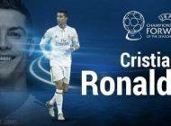کریس رونالدو بهترین بازیکن سال اروپا شد