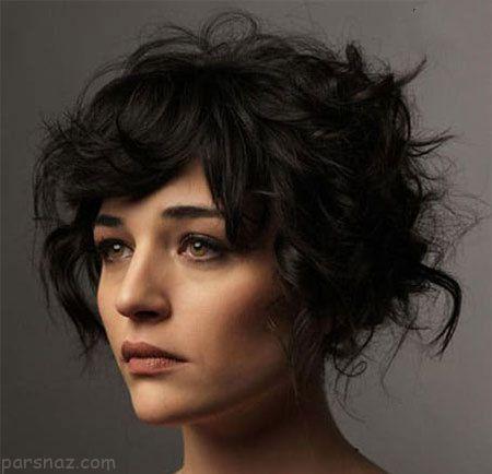 بهترین مدل موهای زنانه کوتاه مخصوص تابستان