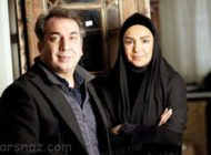 سیامک انصاری و همسرش در جشن تولد 49 سالگی