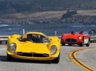عکس های نمایشگاه ماشین های کلاسیک کالیفرنیا