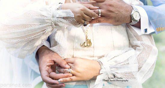 همه چیز درباره عروسی بهاره رهنما و همسر جدیدش