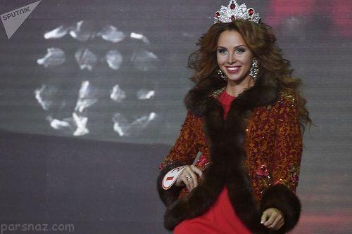 دختران زیبا در مسابقه انتخاب ملکه زیبایی روسیه 2017