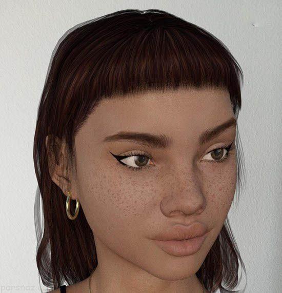 عجیب ترین دختر سوپر مدل اینستاگرام را بشناسید