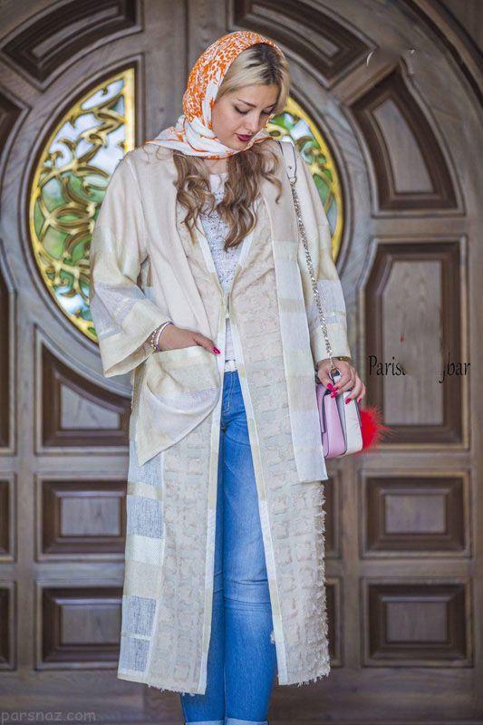 شیک ترین مدل های مانتو پاییزی از برند رومنس