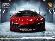 اولین خودرو سوپراسپرت ایرانی معرفی شد +عکس