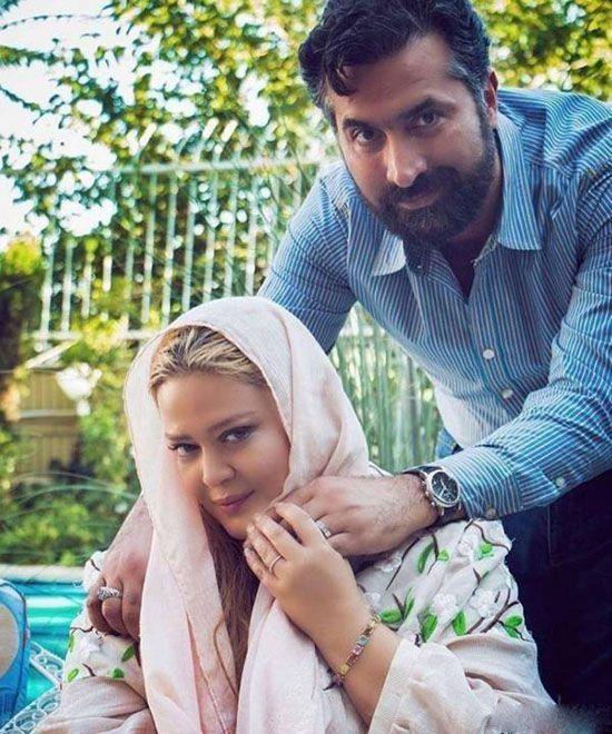 شرط جالب ازدواج بهاره رهنما و همسرش