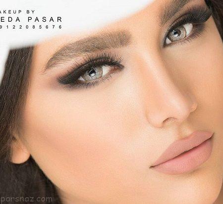 جذاب ترین مدل موهای عروس سبک ایرانی و اروپایی