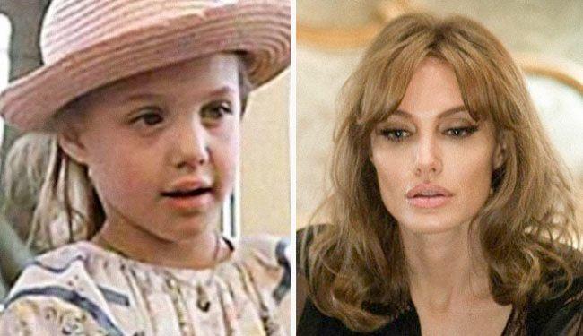 چهره بازیگران مشهور در اولین فیلمی که بازی کردند