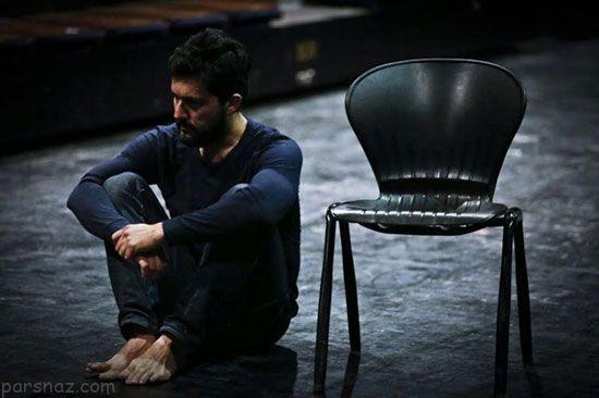 گفتگوی جالب با حامد بهداد ستاره سینمای ایران