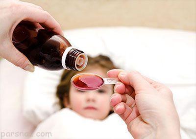 چند نکته مهم درباره دارو دادن به کودکان