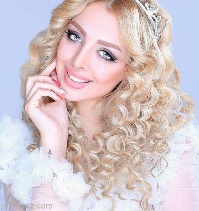 عکسهای مدل شینیون موی عروس ایرانی (27 عکس)
